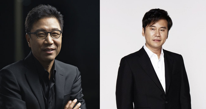 A new dating scandal will surface between members of YG and JYP - Koreaboo