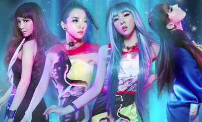 "2ne1's ""Come Back Home"""