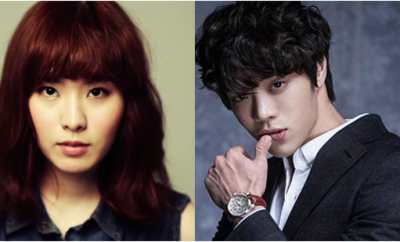 Mystic Entertainment kim ye rim eddy kim