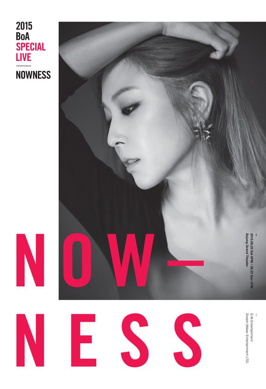BoA nowness