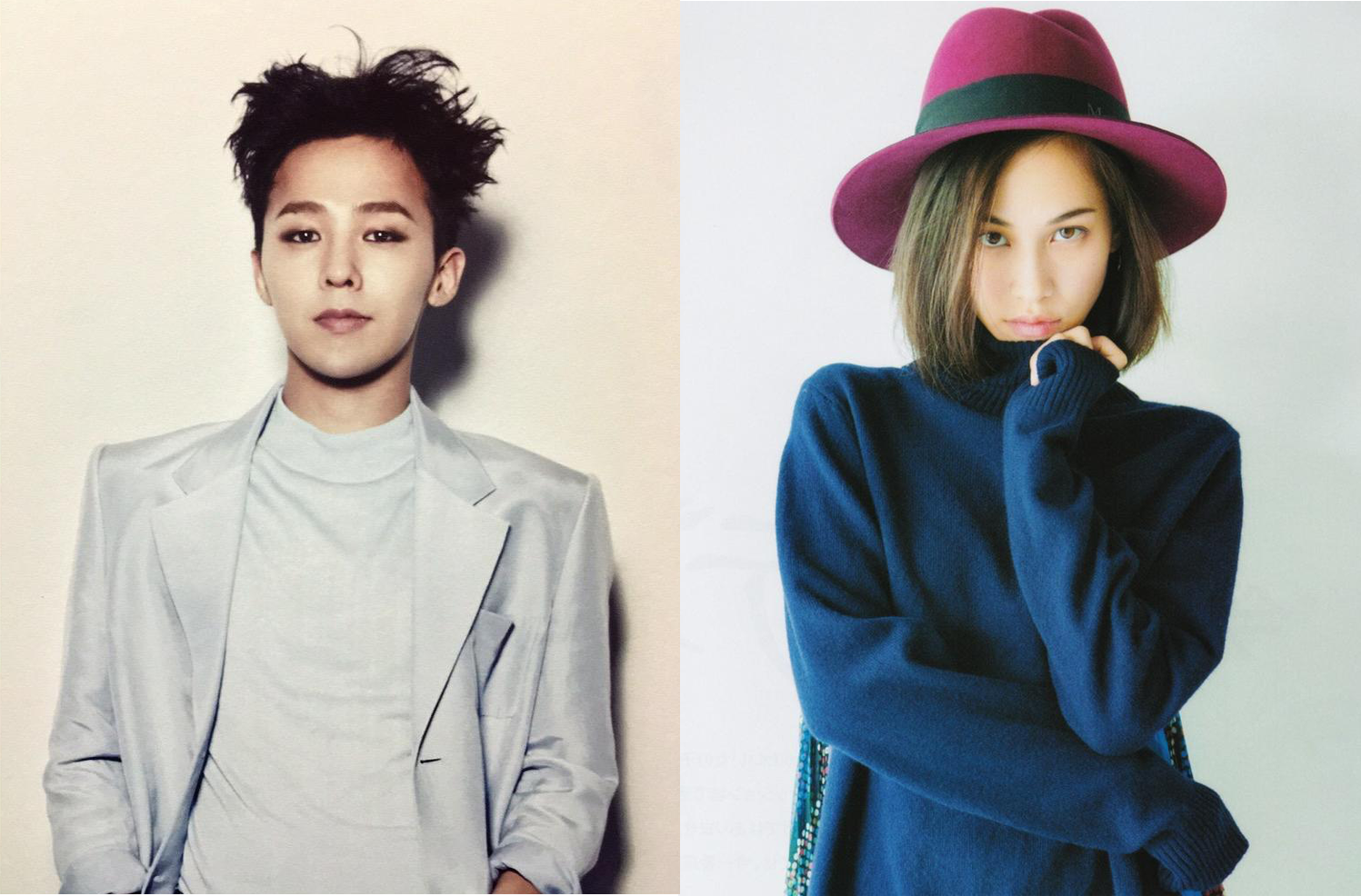 Dating g dragon