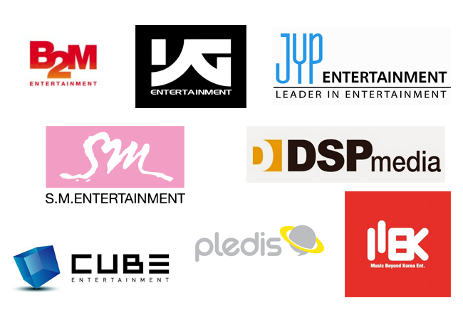 idols who switched companies