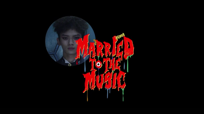 married to the music