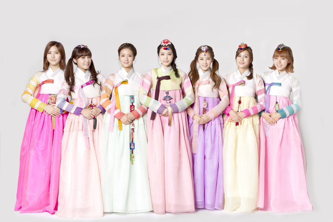 Image result for iu in hanbok