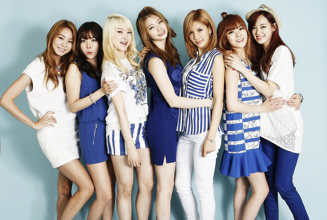 Kpop Group: After School Profile