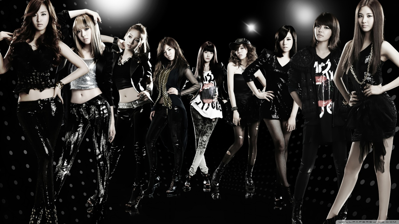 Snsd Aka Girls Generation Profile Kpop Music