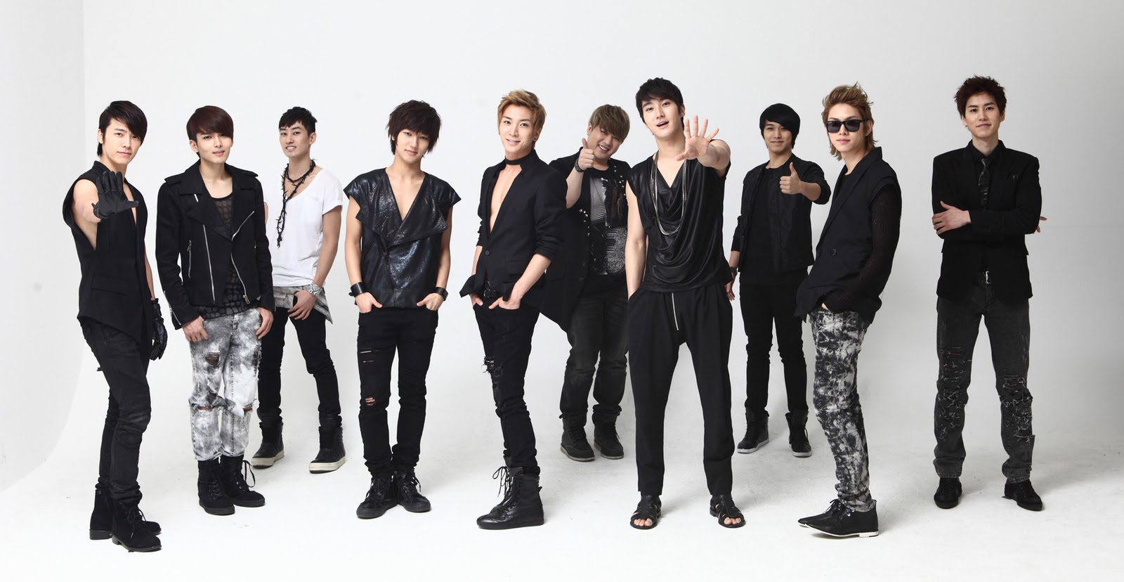 Super Junior Profile