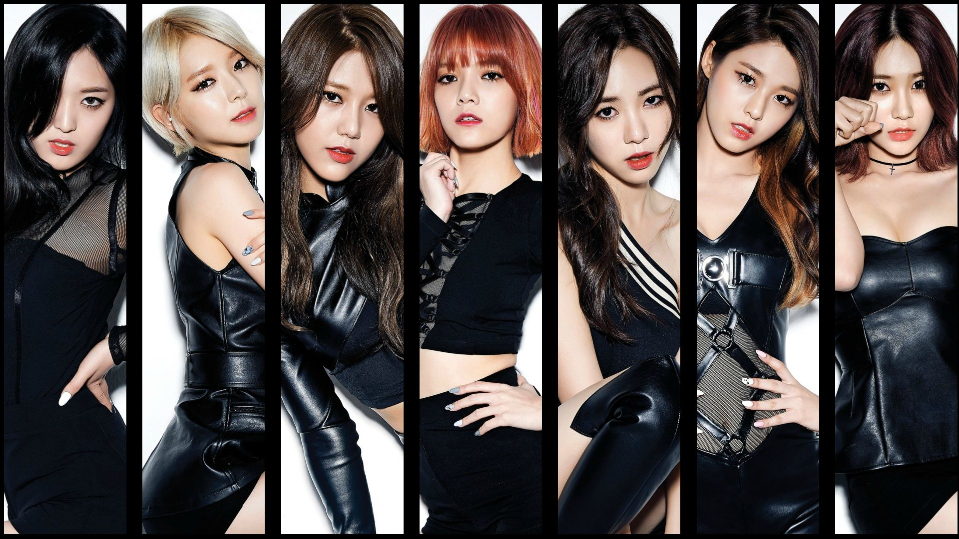 Kpop Group: AOA Profile