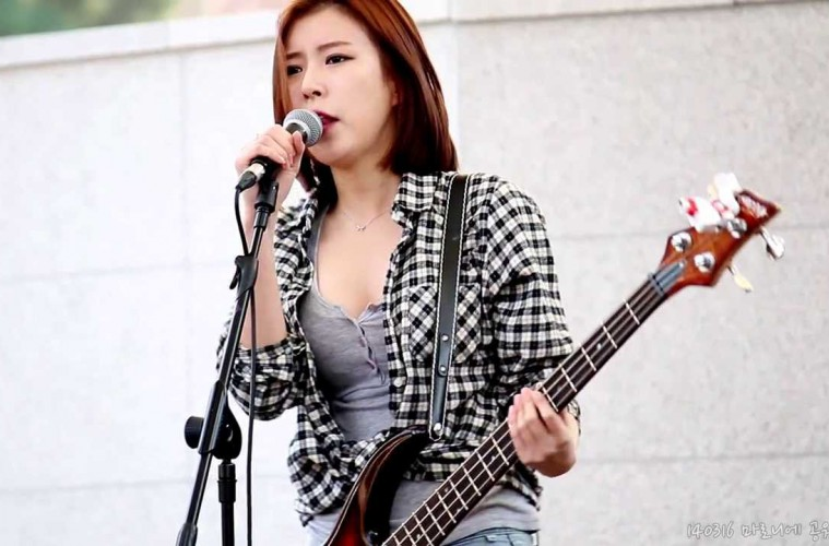 bebop s bassist and vocalist ji in withdraws from the girl band
