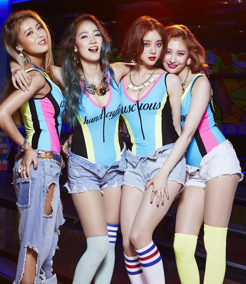 Kpop Group: Hyelim Profile