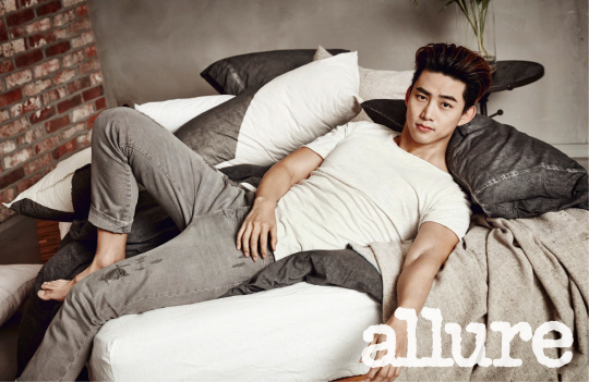 Taecyeon Allure