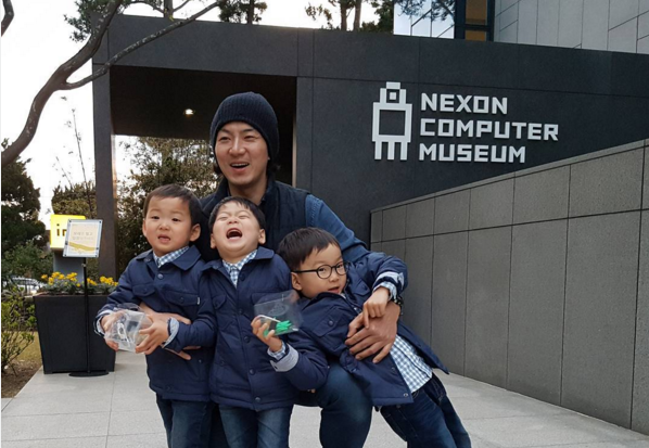 song-il-gook-talks-about-the-possibility-of-his-triplets-appearing-on-tv-once-again