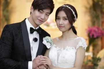 Song Jae Rim and Kim So Eun