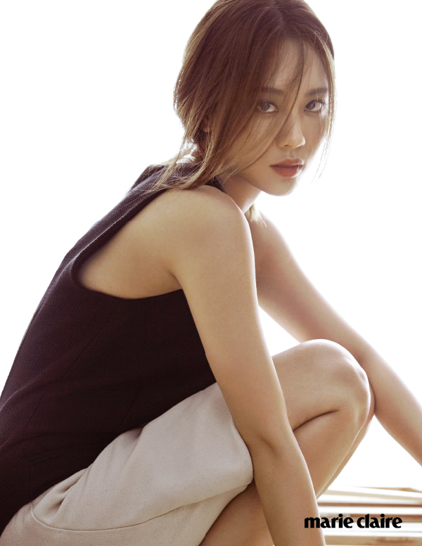Fei Marie claire